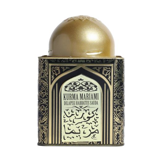 The Dome Gold Mariami with Habbatus Sauda 400g