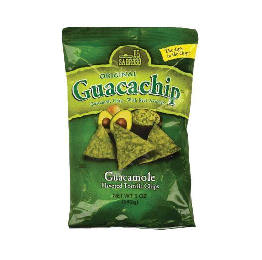El Sabroso Guacachip Tortilla Chip 5oz