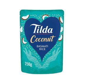 Tilda Coconut Basmati Rice