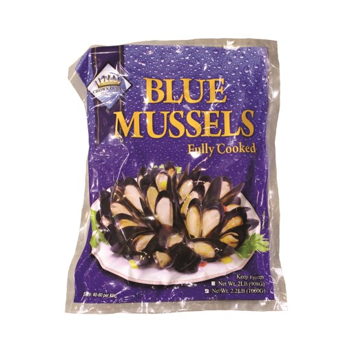 Chile Wholeblue Mussel 1kg