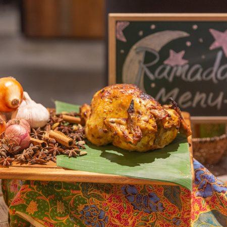The Grocer's Kitchen Ramadan Menu