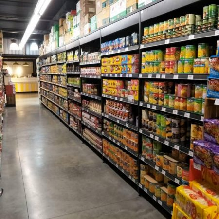 Wide Range of Canned Food